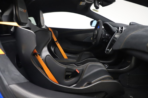 Used 2019 McLaren 600LT for sale $255,900 at Pagani of Greenwich in Greenwich CT 06830 20
