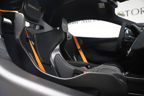 Used 2019 McLaren 600LT for sale $255,900 at Pagani of Greenwich in Greenwich CT 06830 21