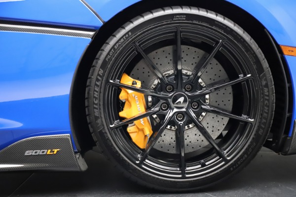 Used 2019 McLaren 600LT for sale $255,900 at Pagani of Greenwich in Greenwich CT 06830 24