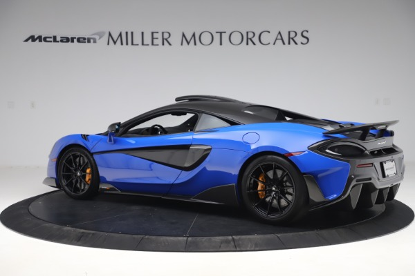 Used 2019 McLaren 600LT for sale $255,900 at Pagani of Greenwich in Greenwich CT 06830 4