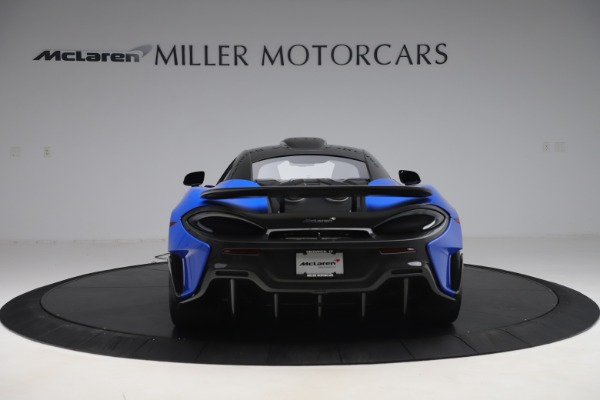 Used 2019 McLaren 600LT for sale $255,900 at Pagani of Greenwich in Greenwich CT 06830 6