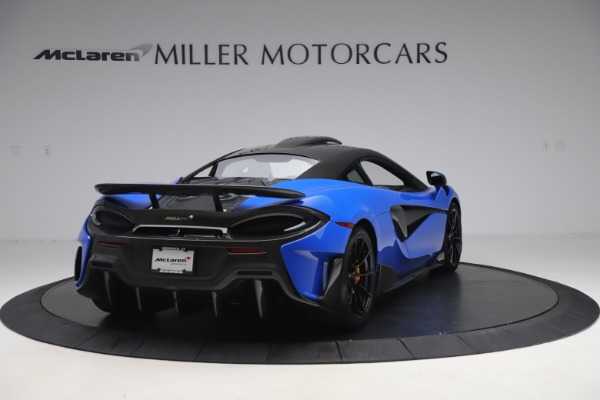 Used 2019 McLaren 600LT for sale $255,900 at Pagani of Greenwich in Greenwich CT 06830 7