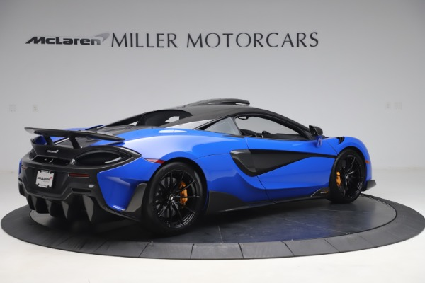 Used 2019 McLaren 600LT for sale $255,900 at Pagani of Greenwich in Greenwich CT 06830 8