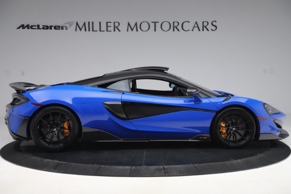 Used 2019 McLaren 600LT for sale $255,900 at Pagani of Greenwich in Greenwich CT 06830 9