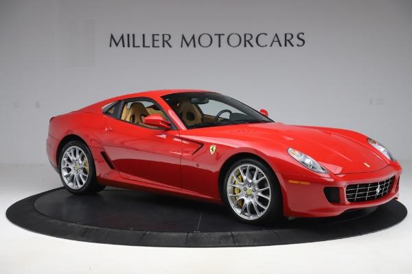 Used 2008 Ferrari 599 GTB Fiorano for sale Sold at Pagani of Greenwich in Greenwich CT 06830 11