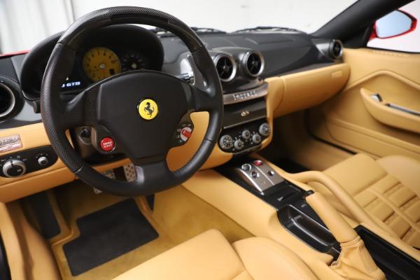 Used 2008 Ferrari 599 GTB Fiorano for sale Sold at Pagani of Greenwich in Greenwich CT 06830 13