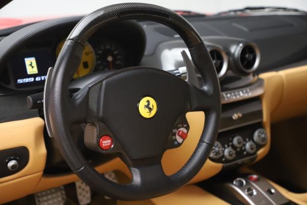 Used 2008 Ferrari 599 GTB Fiorano for sale Sold at Pagani of Greenwich in Greenwich CT 06830 16