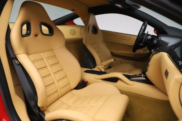 Used 2008 Ferrari 599 GTB Fiorano for sale Sold at Pagani of Greenwich in Greenwich CT 06830 20