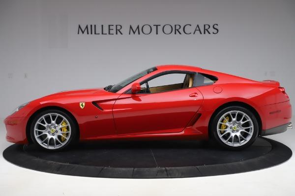 Used 2008 Ferrari 599 GTB Fiorano for sale Sold at Pagani of Greenwich in Greenwich CT 06830 3