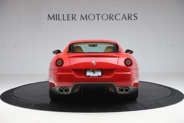 Used 2008 Ferrari 599 GTB Fiorano for sale Sold at Pagani of Greenwich in Greenwich CT 06830 6