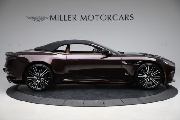 New 2020 Aston Martin DBS Superleggera for sale $349,036 at Pagani of Greenwich in Greenwich CT 06830 13