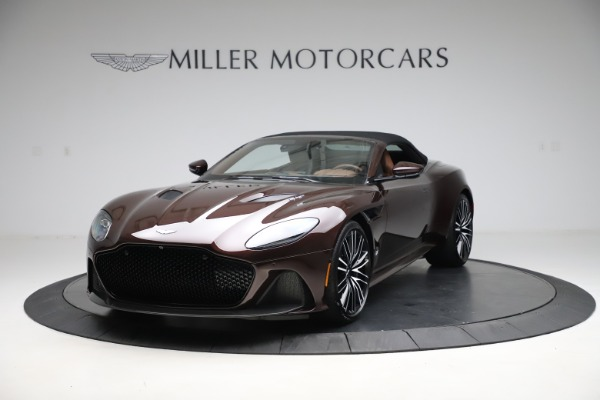 New 2020 Aston Martin DBS Superleggera for sale $349,036 at Pagani of Greenwich in Greenwich CT 06830 17