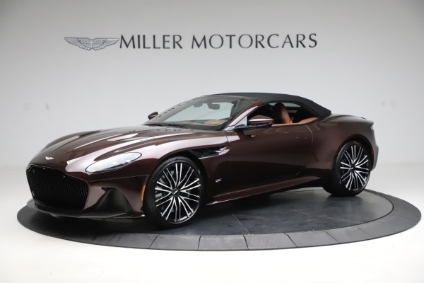 New 2020 Aston Martin DBS Superleggera for sale $349,036 at Pagani of Greenwich in Greenwich CT 06830 18