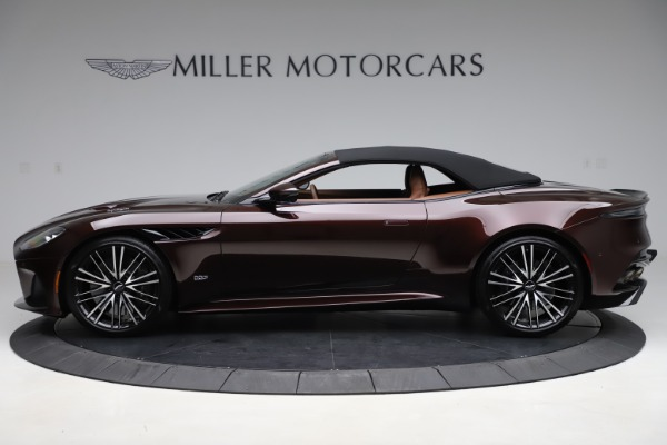 New 2020 Aston Martin DBS Superleggera for sale $349,036 at Pagani of Greenwich in Greenwich CT 06830 19