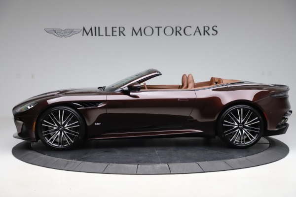 New 2020 Aston Martin DBS Superleggera for sale $349,036 at Pagani of Greenwich in Greenwich CT 06830 2