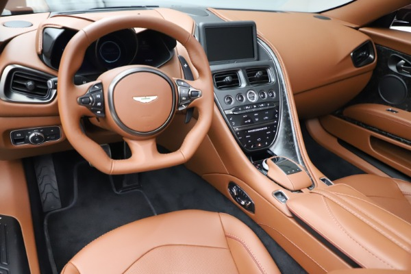New 2020 Aston Martin DBS Superleggera for sale $349,036 at Pagani of Greenwich in Greenwich CT 06830 21