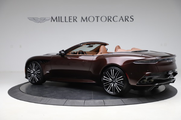 New 2020 Aston Martin DBS Superleggera for sale $349,036 at Pagani of Greenwich in Greenwich CT 06830 3
