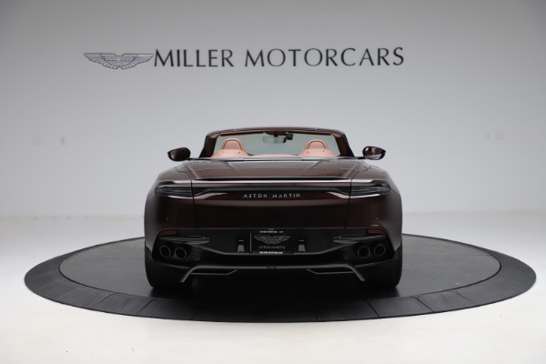 New 2020 Aston Martin DBS Superleggera for sale $349,036 at Pagani of Greenwich in Greenwich CT 06830 5