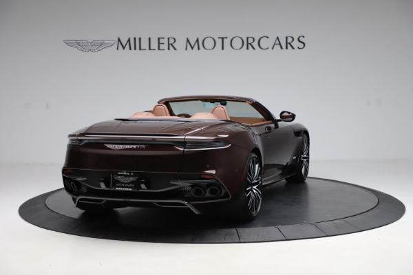 New 2020 Aston Martin DBS Superleggera for sale $349,036 at Pagani of Greenwich in Greenwich CT 06830 6