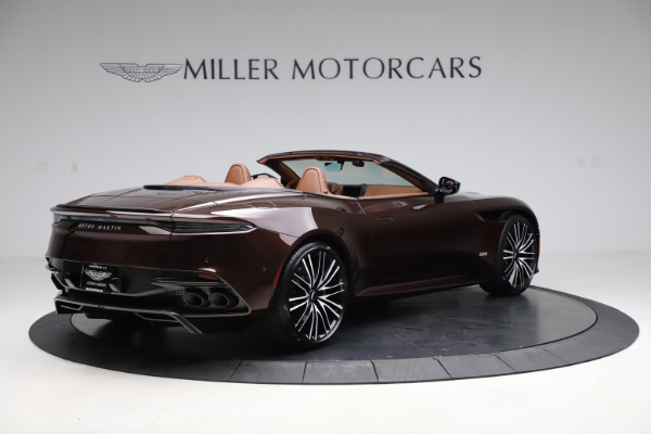 New 2020 Aston Martin DBS Superleggera for sale $349,036 at Pagani of Greenwich in Greenwich CT 06830 7