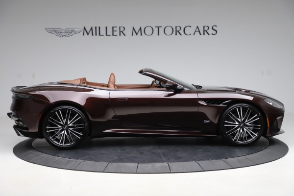 New 2020 Aston Martin DBS Superleggera for sale $349,036 at Pagani of Greenwich in Greenwich CT 06830 8