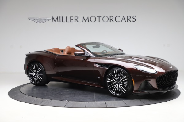New 2020 Aston Martin DBS Superleggera for sale $349,036 at Pagani of Greenwich in Greenwich CT 06830 9