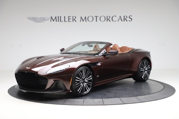 New 2020 Aston Martin DBS Superleggera for sale $349,036 at Pagani of Greenwich in Greenwich CT 06830 1