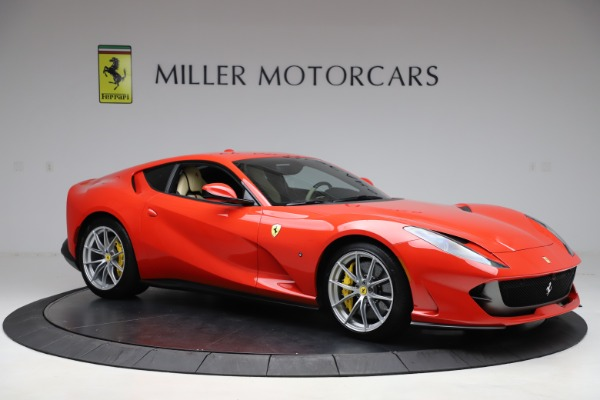 Used 2019 Ferrari 812 Superfast for sale $365,900 at Pagani of Greenwich in Greenwich CT 06830 10