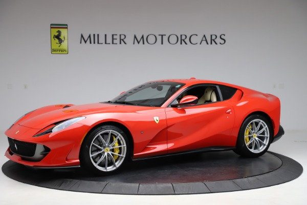 Used 2019 Ferrari 812 Superfast for sale $365,900 at Pagani of Greenwich in Greenwich CT 06830 2
