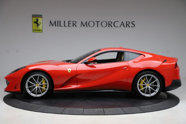 Used 2019 Ferrari 812 Superfast for sale $365,900 at Pagani of Greenwich in Greenwich CT 06830 3