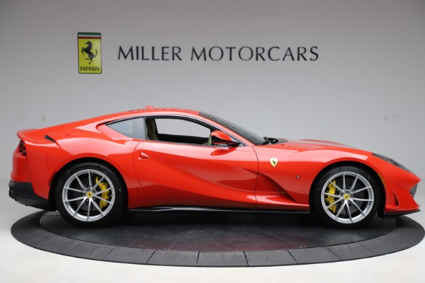 Used 2019 Ferrari 812 Superfast for sale $365,900 at Pagani of Greenwich in Greenwich CT 06830 9