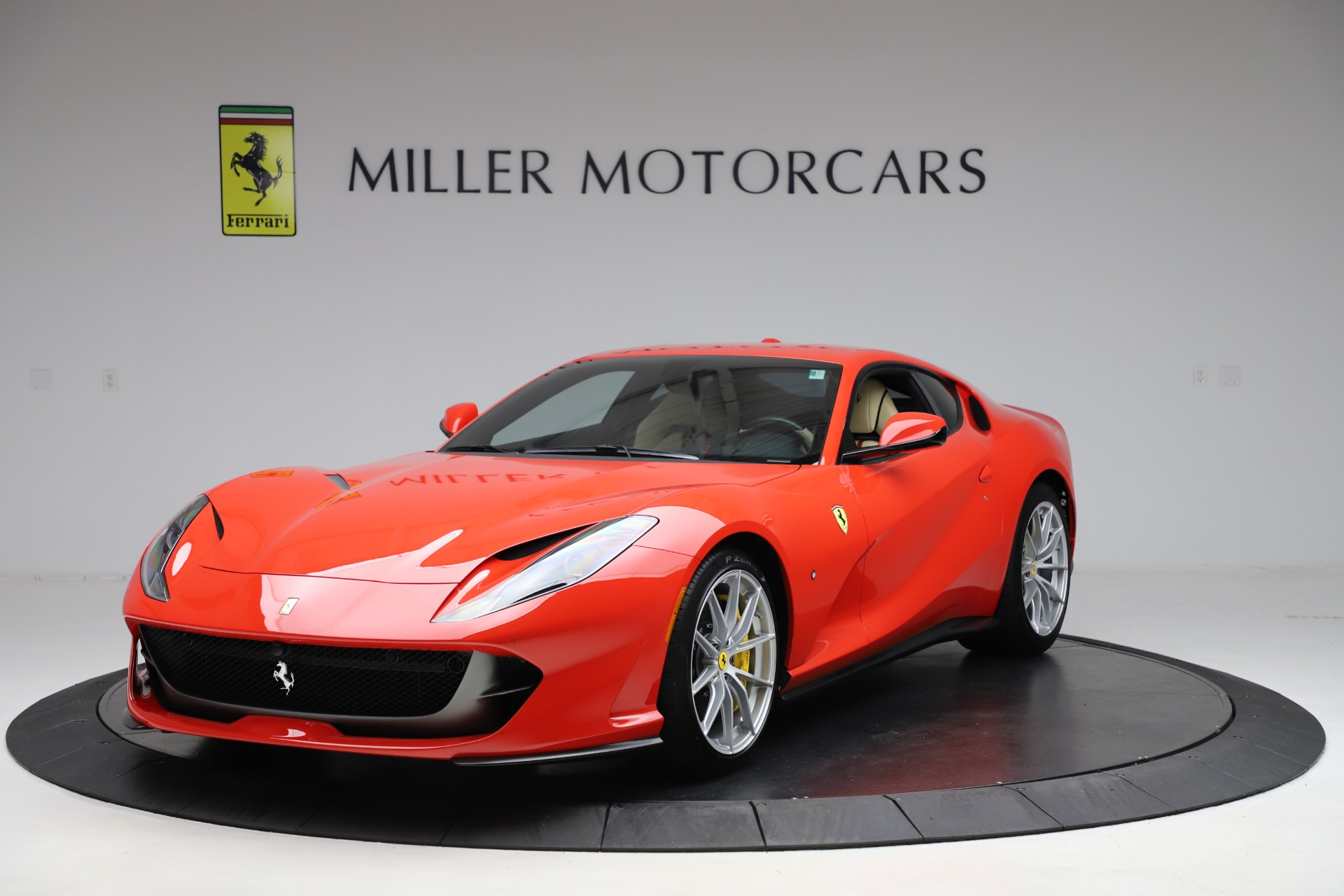Used 2019 Ferrari 812 Superfast for sale $365,900 at Pagani of Greenwich in Greenwich CT 06830 1
