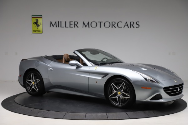 Used 2016 Ferrari California T for sale $142,900 at Pagani of Greenwich in Greenwich CT 06830 10
