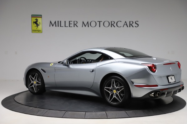 Used 2016 Ferrari California T for sale $142,900 at Pagani of Greenwich in Greenwich CT 06830 16
