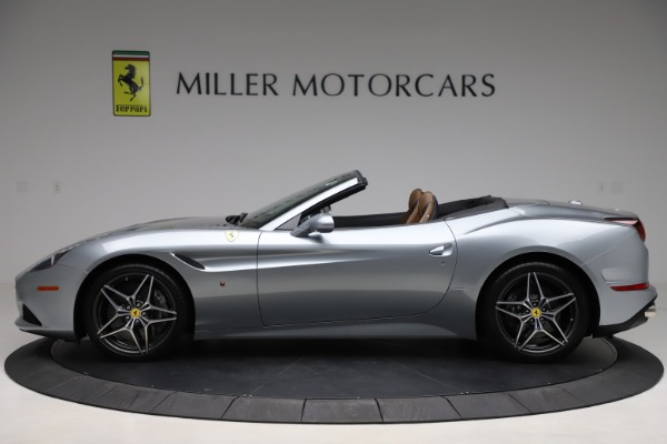 Used 2016 Ferrari California T for sale $142,900 at Pagani of Greenwich in Greenwich CT 06830 3