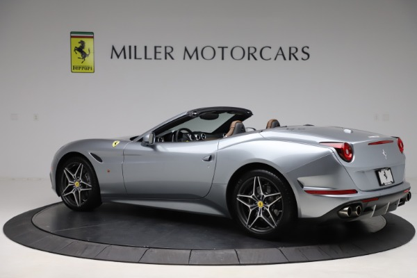 Used 2016 Ferrari California T for sale $142,900 at Pagani of Greenwich in Greenwich CT 06830 4