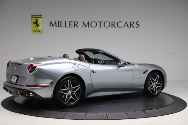 Used 2016 Ferrari California T for sale $142,900 at Pagani of Greenwich in Greenwich CT 06830 8