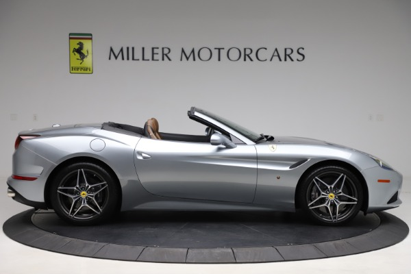 Used 2016 Ferrari California T for sale $142,900 at Pagani of Greenwich in Greenwich CT 06830 9