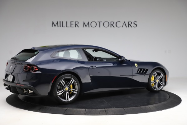 Used 2020 Ferrari GTC4Lusso for sale Call for price at Pagani of Greenwich in Greenwich CT 06830 8