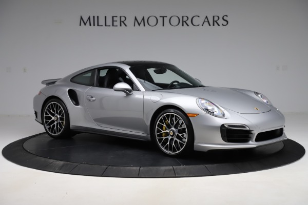 Used 2015 Porsche 911 Turbo S for sale $121,900 at Pagani of Greenwich in Greenwich CT 06830 10