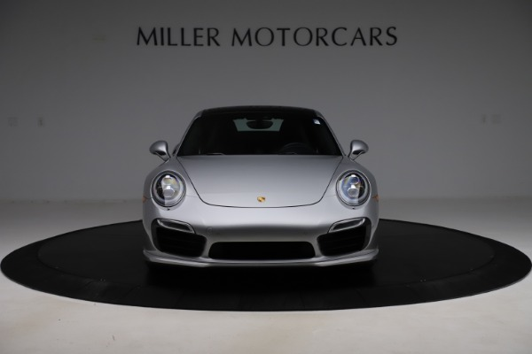 Used 2015 Porsche 911 Turbo S for sale $121,900 at Pagani of Greenwich in Greenwich CT 06830 12