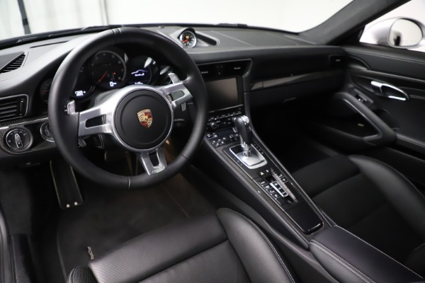 Used 2015 Porsche 911 Turbo S for sale $121,900 at Pagani of Greenwich in Greenwich CT 06830 13