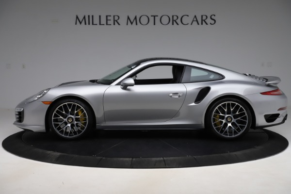 Used 2015 Porsche 911 Turbo S for sale $121,900 at Pagani of Greenwich in Greenwich CT 06830 3