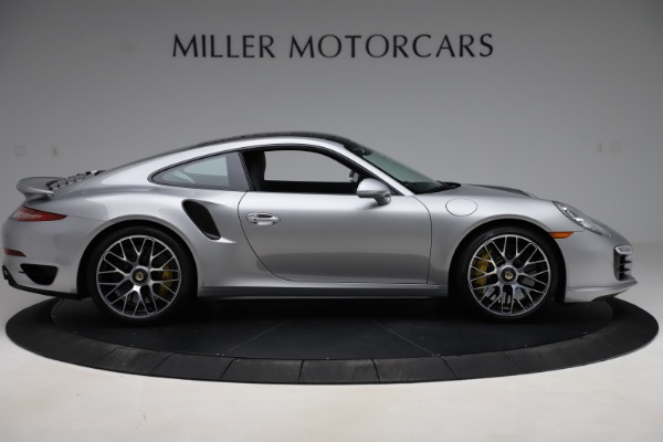 Used 2015 Porsche 911 Turbo S for sale $121,900 at Pagani of Greenwich in Greenwich CT 06830 9