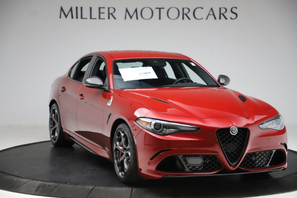 New 2020 Alfa Romeo Giulia Quadrifoglio for sale Sold at Pagani of Greenwich in Greenwich CT 06830 11