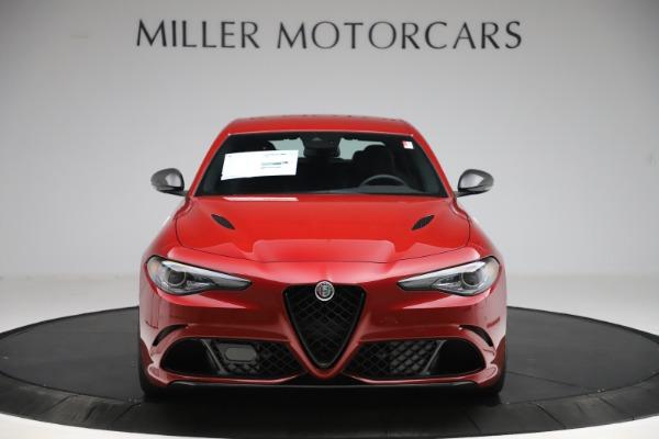 New 2020 Alfa Romeo Giulia Quadrifoglio for sale Sold at Pagani of Greenwich in Greenwich CT 06830 12