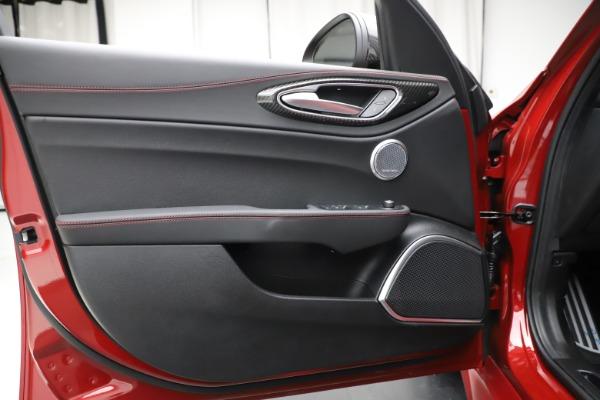New 2020 Alfa Romeo Giulia Quadrifoglio for sale Sold at Pagani of Greenwich in Greenwich CT 06830 17