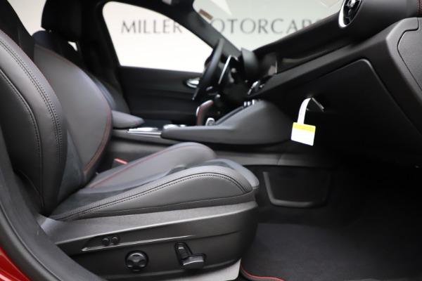 New 2020 Alfa Romeo Giulia Quadrifoglio for sale Sold at Pagani of Greenwich in Greenwich CT 06830 23