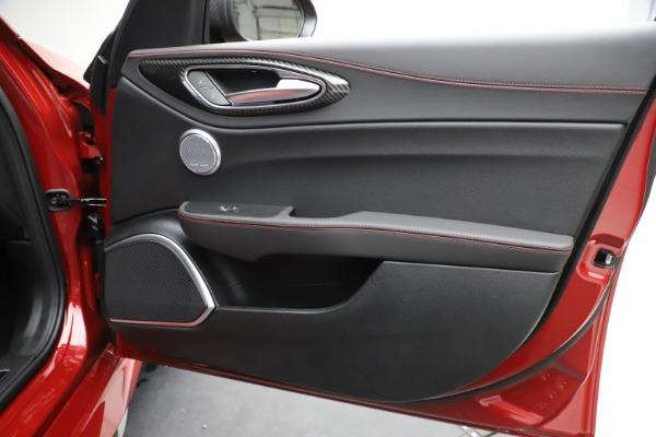 New 2020 Alfa Romeo Giulia Quadrifoglio for sale Sold at Pagani of Greenwich in Greenwich CT 06830 25