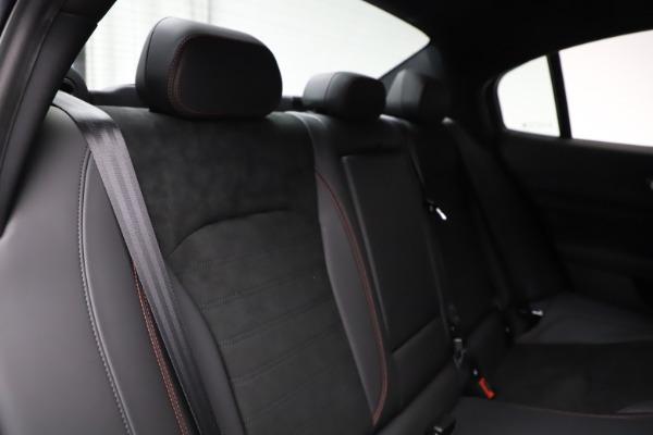New 2020 Alfa Romeo Giulia Quadrifoglio for sale Sold at Pagani of Greenwich in Greenwich CT 06830 26
